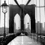 Canvas 50×150 brooklyn bridge, ny