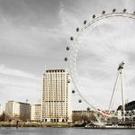 Canvas 50×150 london eye