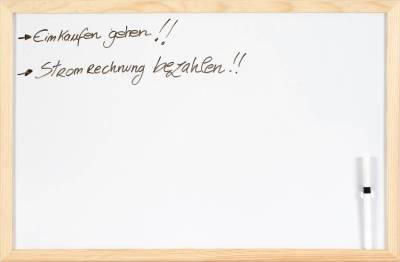 Pann.lavagna/bi+ cornice 30×40
