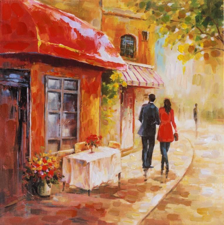 Dipinto art. z335 30×30