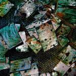 Dipinto art. z354 80×80