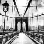 Glossy/gz09 100×150 brooklyn bridge