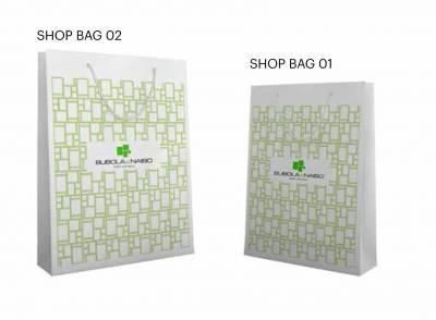 Shopping bag 25×31