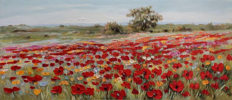 Dipinto art. w634 65×150