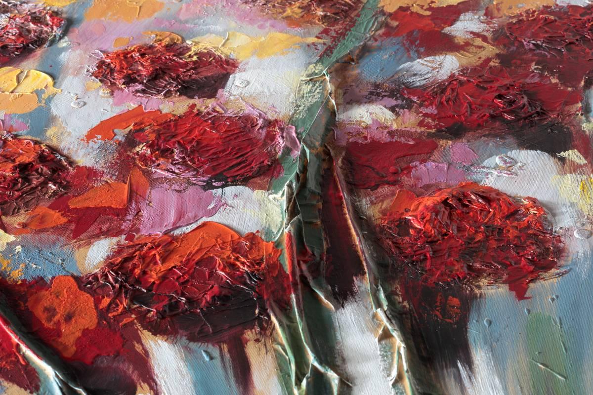 Dipinto art. z450 100×100