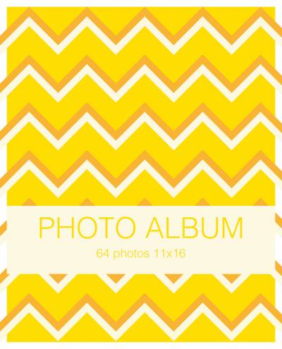 Album basic 64f 11×16 design