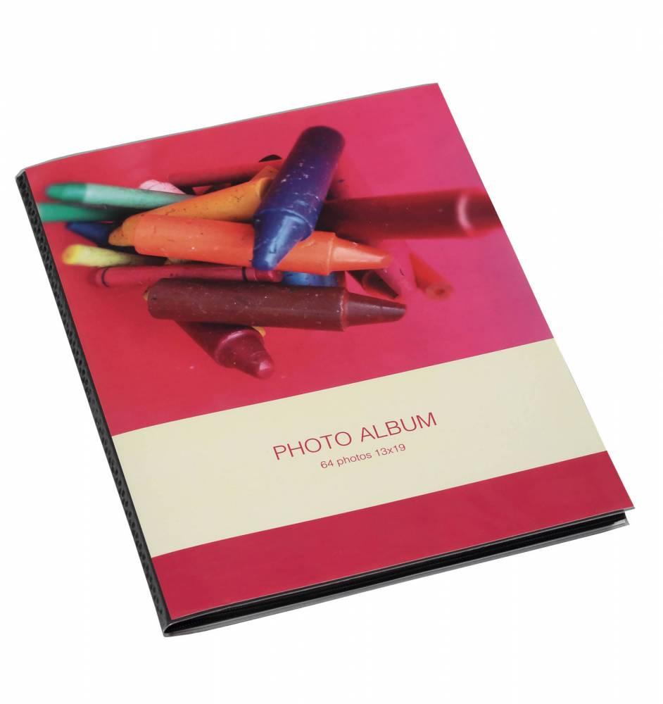 Album basic 64f 13×19 images