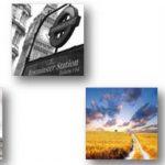 Canvas misti/b landscape 40×40