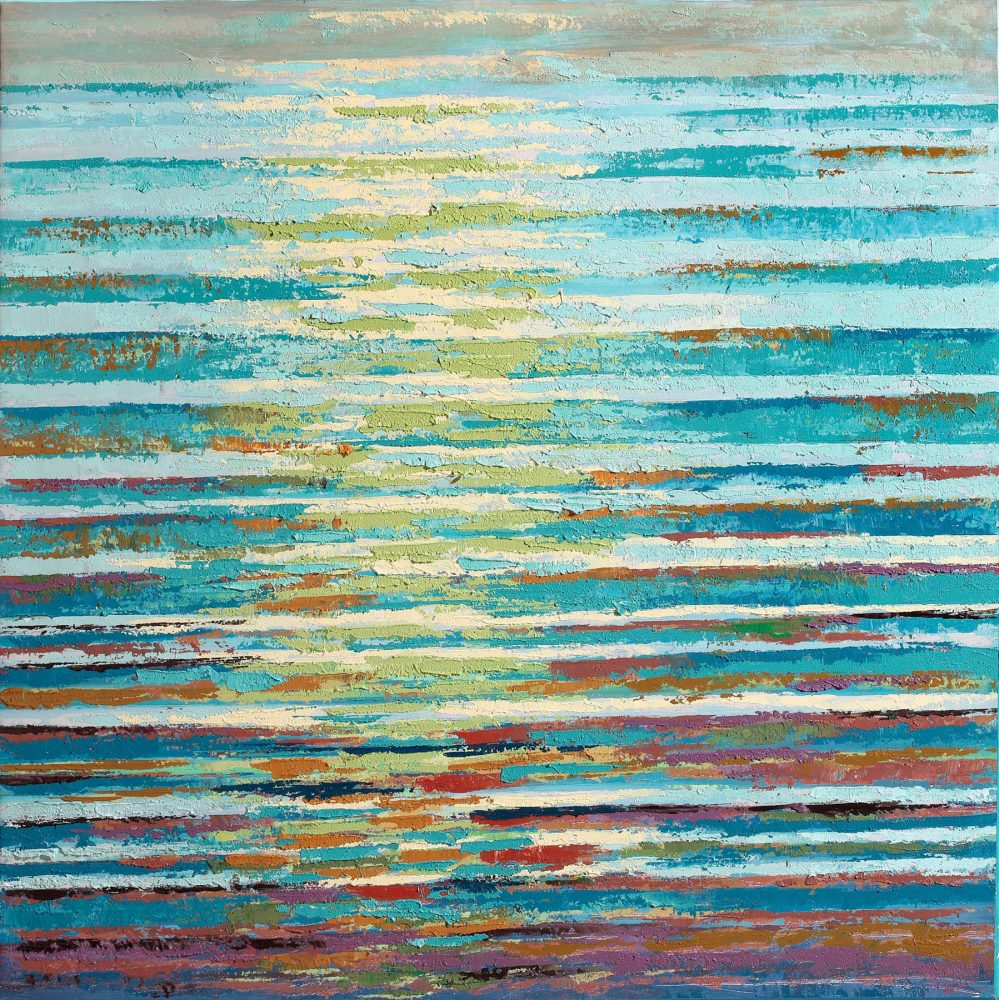 Dipinto art. w520 100×100