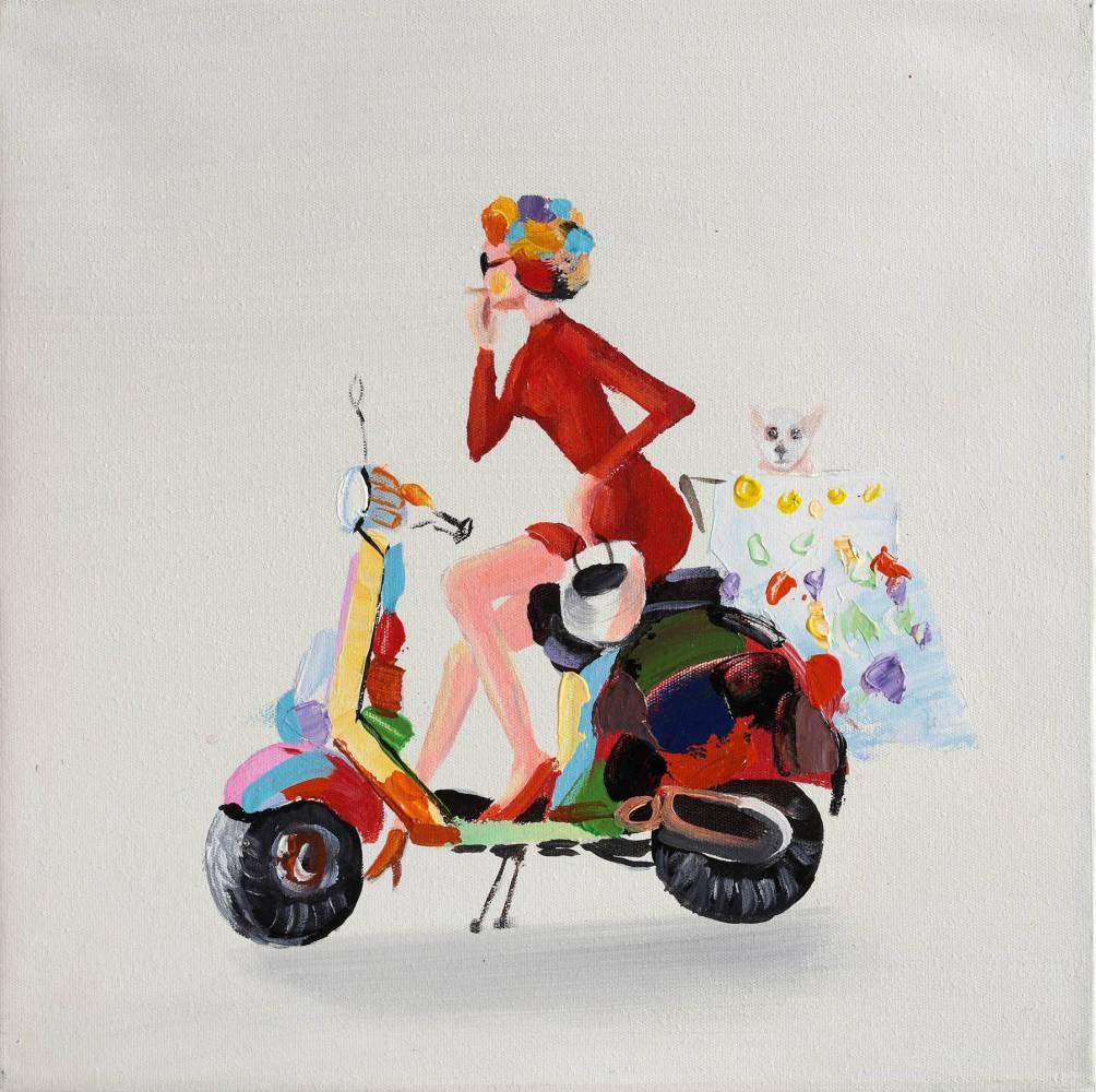 Dipinto art. z330 30×30