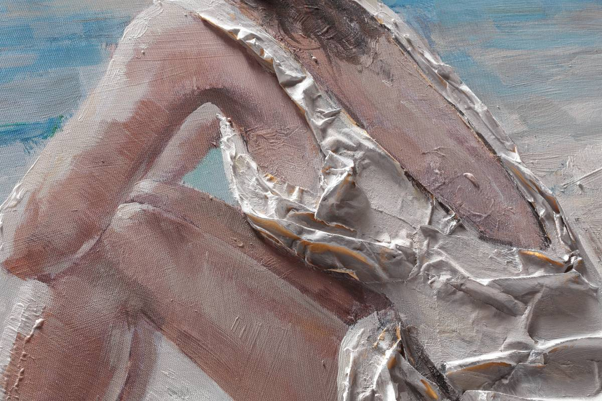 Dipinto art. w626 80×80