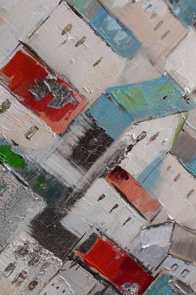 Dipinto art. w640 100×100