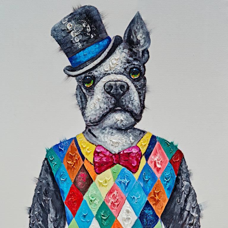 Dipinto art. z374 30×30