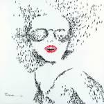 Dipinto art. z376 60×60
