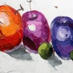 Dipinto art. z420 30×90