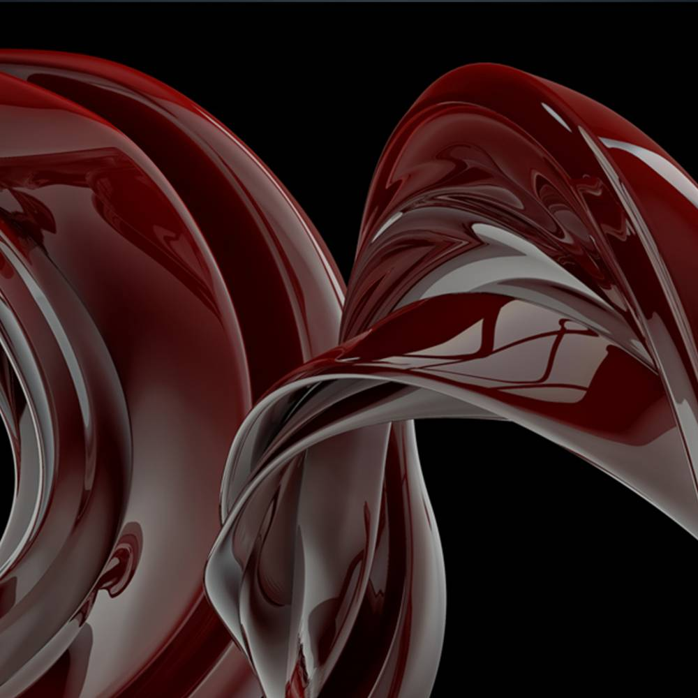 Glossy/rt03 100×100 red wave