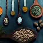 Canvas 0217 40×40 spices