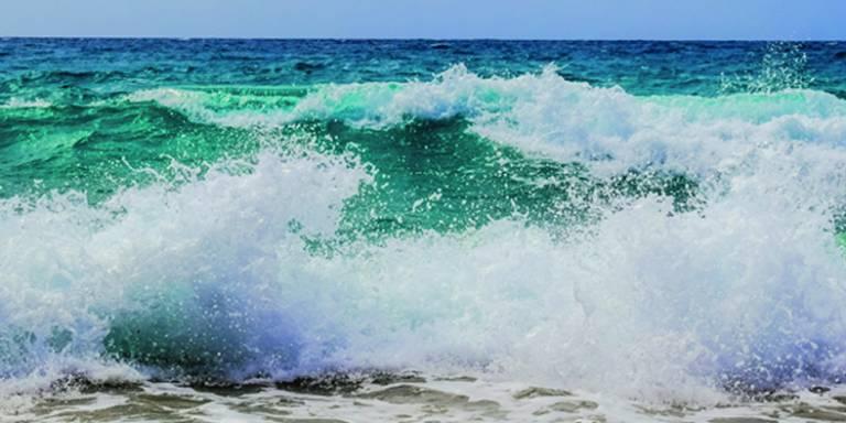 Canvas 0245 50×100 wave