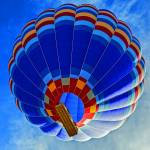 Canvas 0281 80×110 hot air balloon