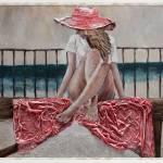 Dipinto art. w660 90×120