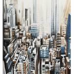 Dipinto art. z557 100×100