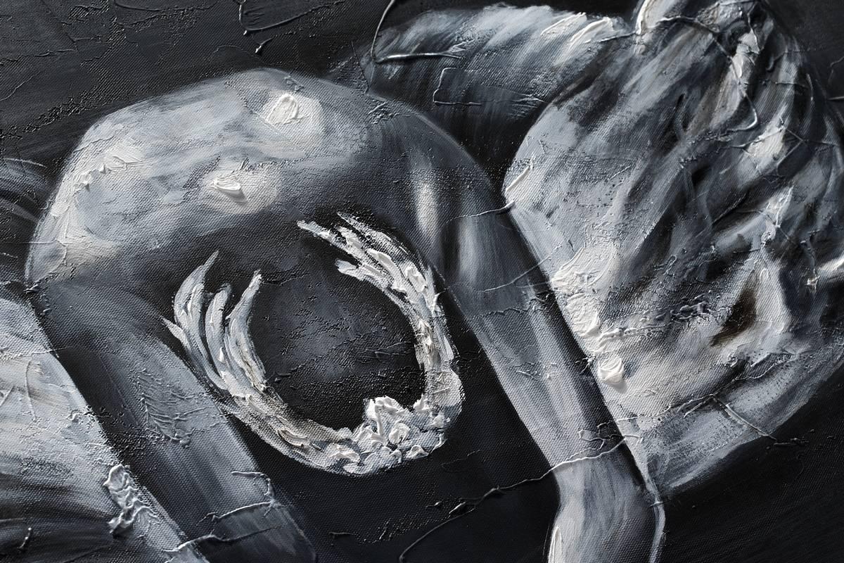 Dipinto art. z561 100×100