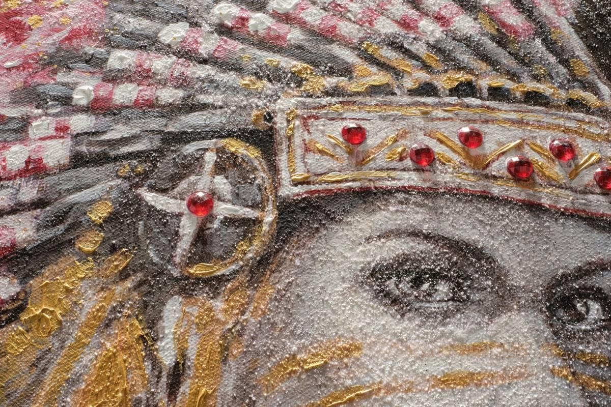 Dipinto a217 100×100