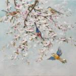 Dipinto art. w819 80×80