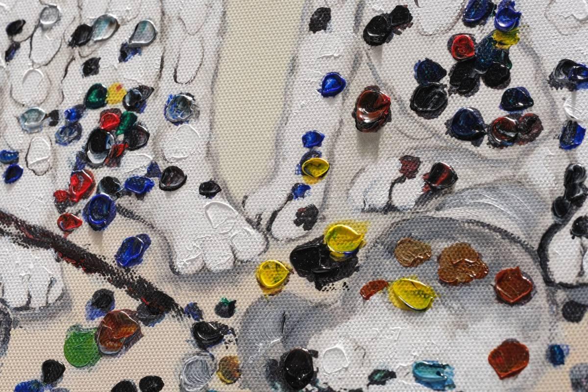 Dipinto art. z600 30×30