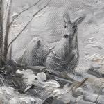 Dipinto art. z601 30×30