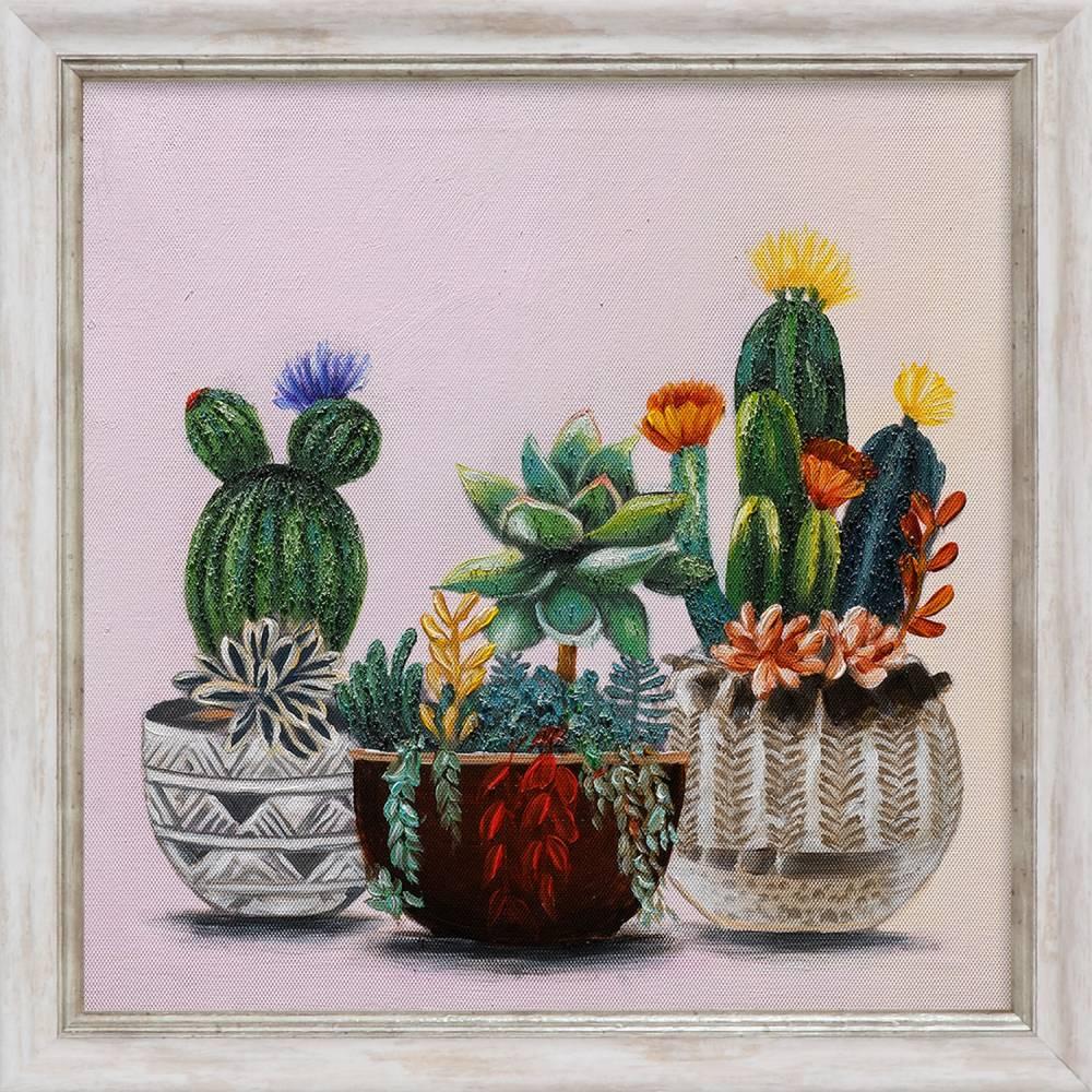 Dipinto art. z609 30×30
